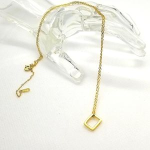 😍2for25.925 gold toned strength necklace